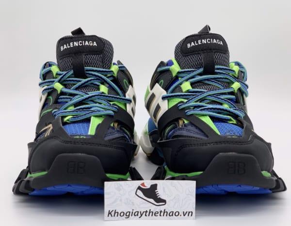 Giày Balencia Track 3.0 Xanh Đen rep