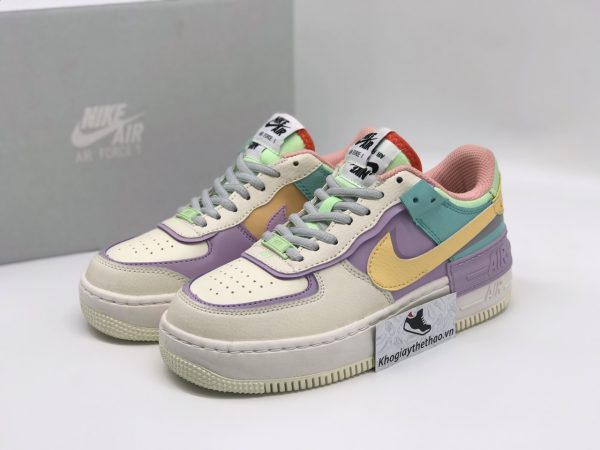 Giày Nike Air Force 1 Shadow Pale Ivory rep