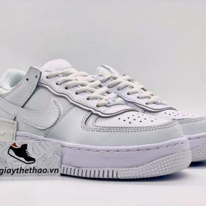 Giày Nike air force 1 Shadow Triple White rep