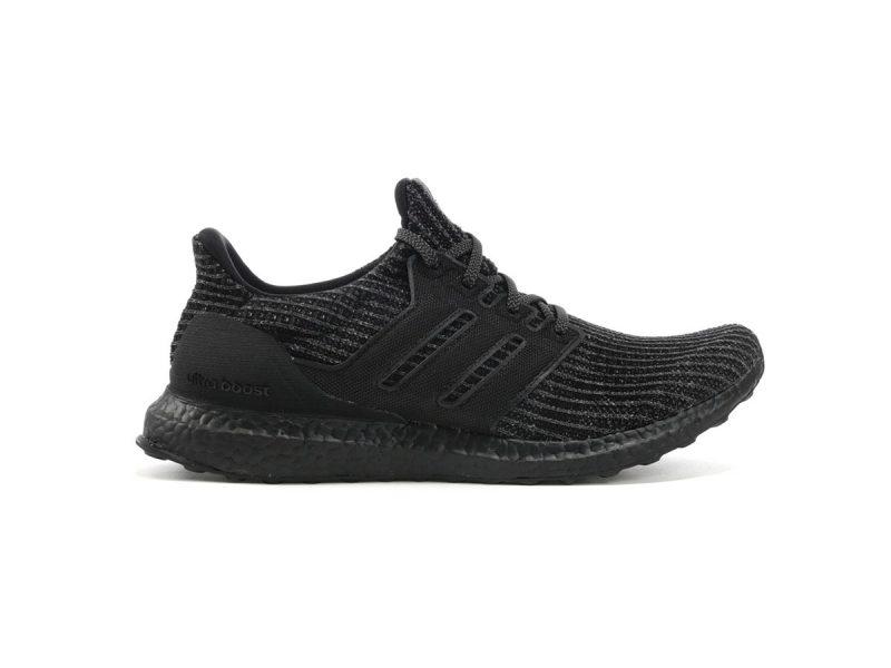 Giày Adidas Ultra Boost 4.0 full đen triple black rep