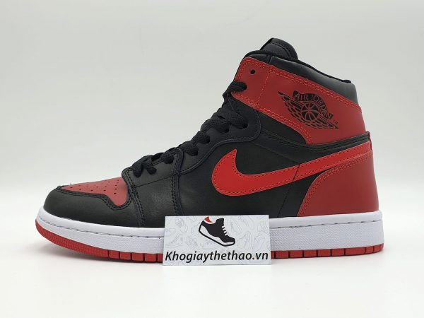 giày Nike Air Jordan 1 Retro Og Bred SF