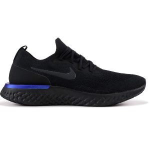 giày Nike Epic React Flyknit den xanh sf