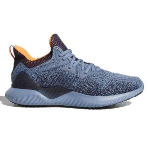 giày adidas alphabounce xanh cam rep