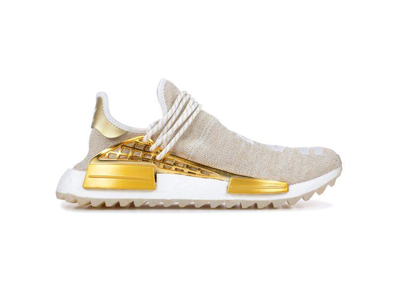 giày adidas hu holi nmd china gold happy sf