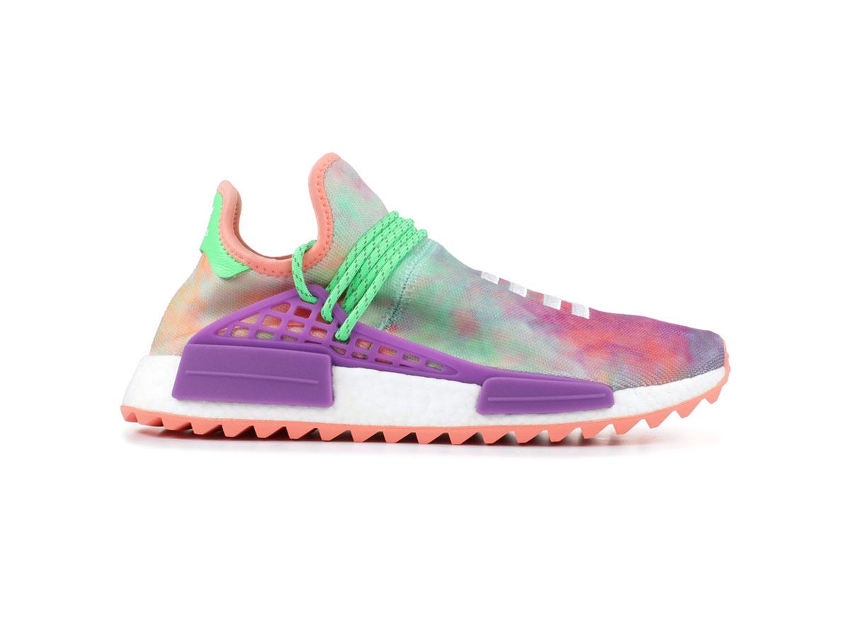 giày adidas hu holi nmd mc tie dye sf