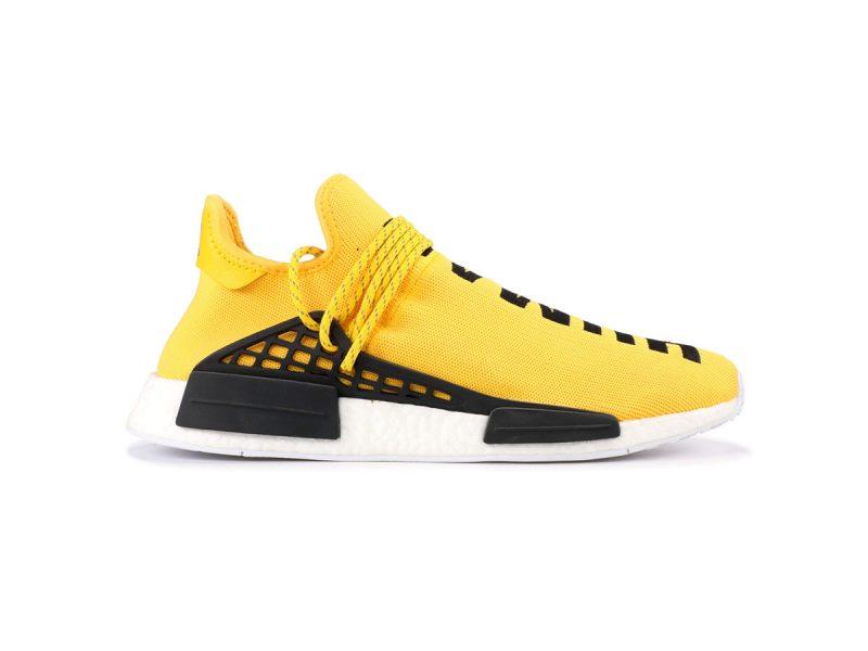 giày adidas nmd human race yellow sf