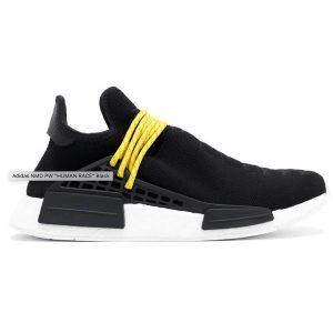 giày adidas nmd human race black sf