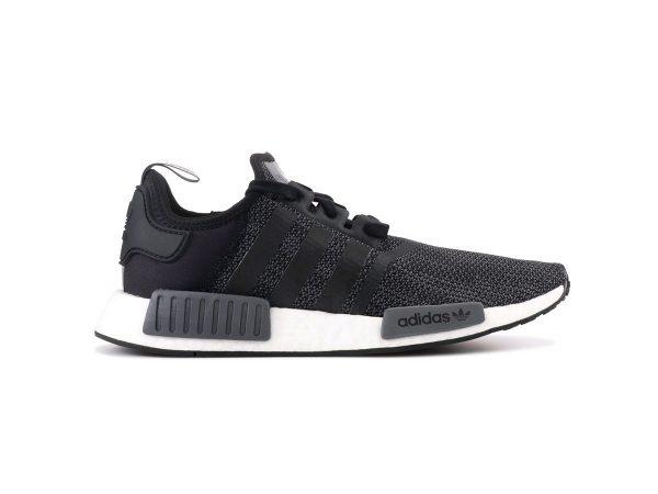 giày adidas nmd r1 black sf