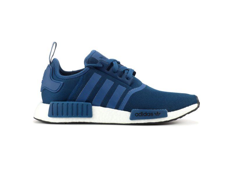 giày adidas nmd r1 xanh navy sf