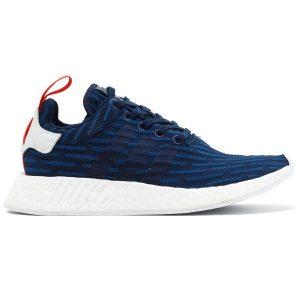 giày adidas nmd r2 trang xanh sf