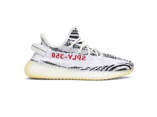 giày adidas yeezy 350 v2 zebra sf