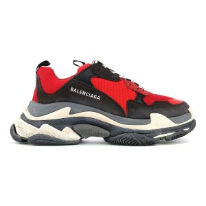 giày balenciaga triple s do den rep