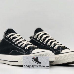 Giày Converse 1970s đen thấp cổ