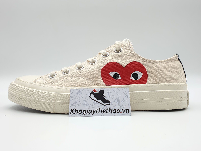 giày converse 1970s tim thap trang replica