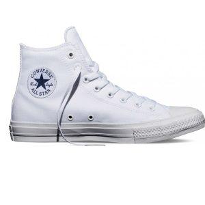 Giày Converse Chuck 2 trắng cao cổ SF