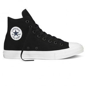 Giày Converse Chuck 2 đen cao cổ SF