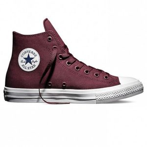 giày converse chuck 2 do man cao co sf