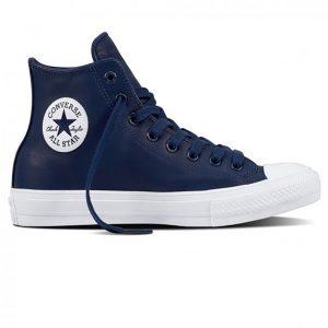 Giày Converse Chuck 2 xanh ghi cao cổ SF