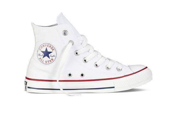 Giày Converse Classic trắng cao cổ SF