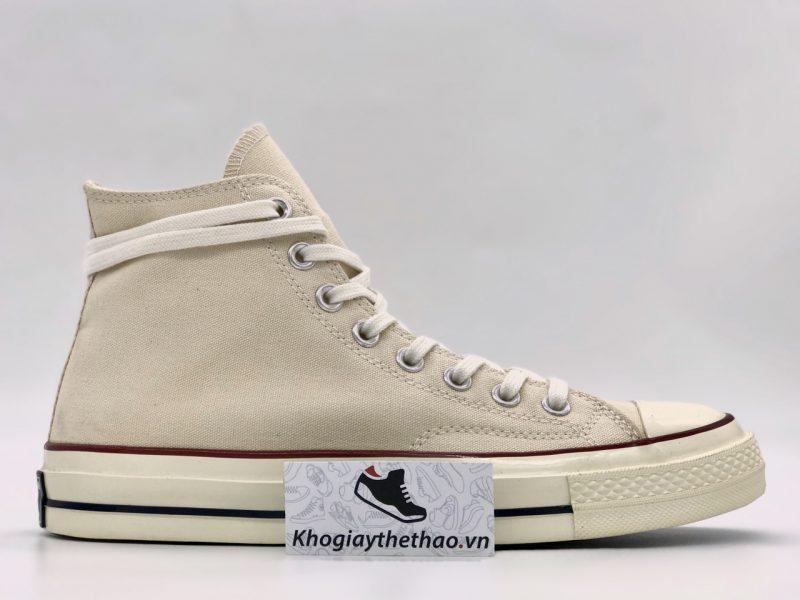 Giày Converse 1970s trắng cao cổ rep