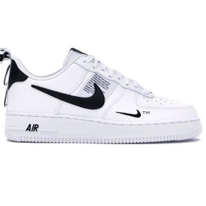 giày nike air force 1 low 07 utility white black sf