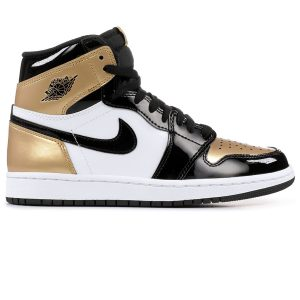 giàynike air jordan 1 gold toe sf