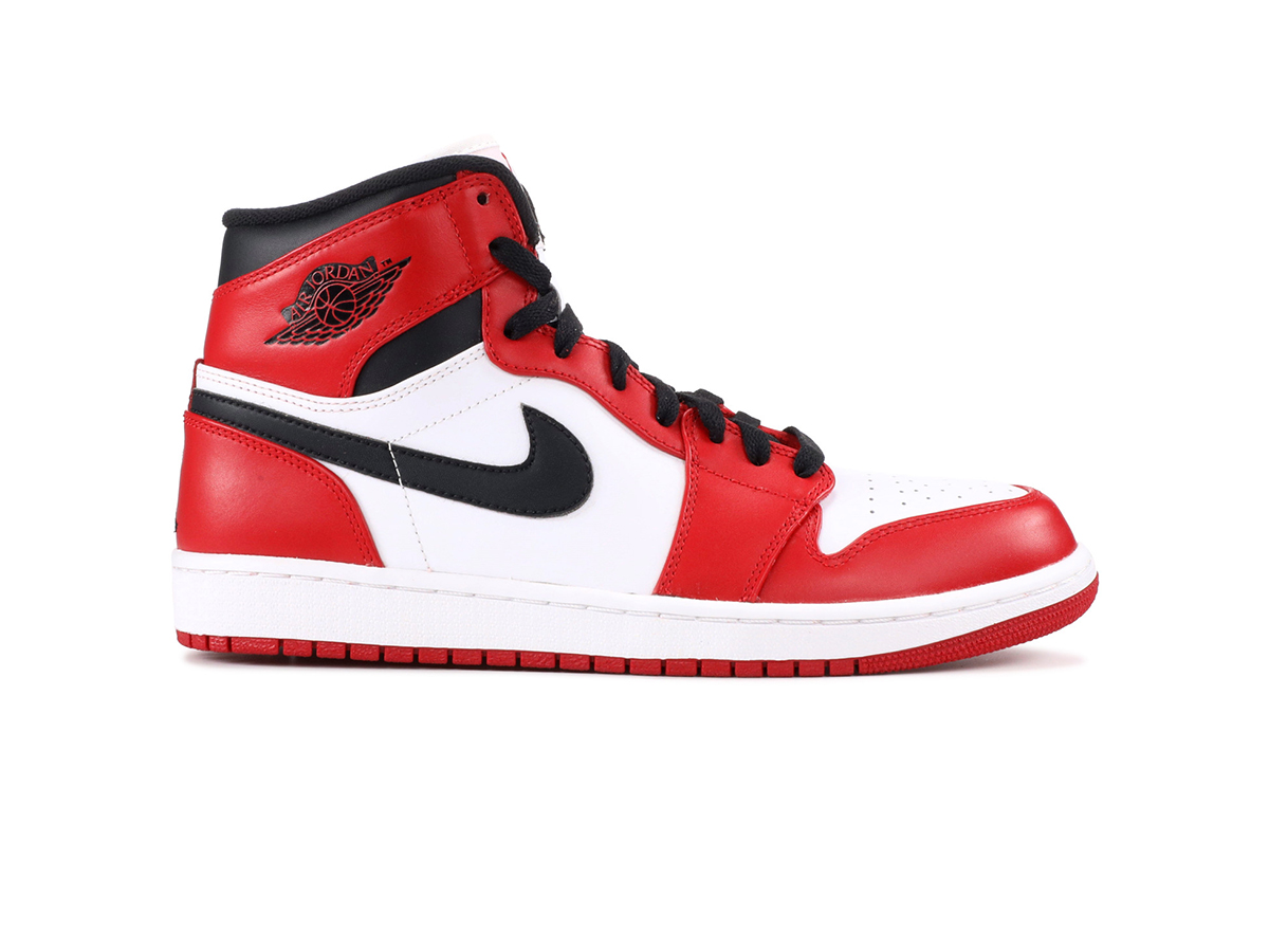 giày nike air jordan 1 retro chicago sf