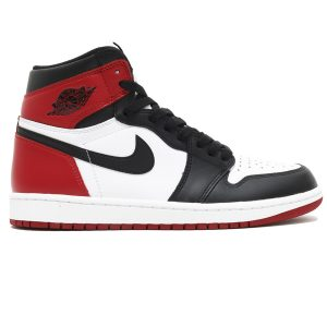 giày nike air jordan 1 retro black toe sf