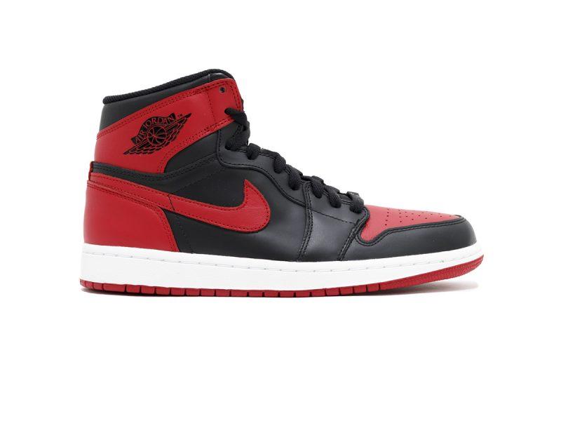 giày nike air jordan 1 retro high og bred sf