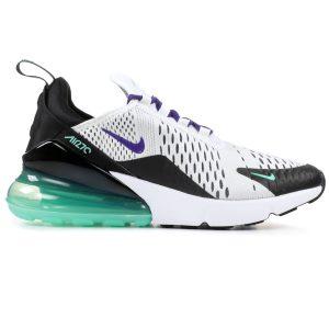giày nike air max 270 trang xanh ngoc sf