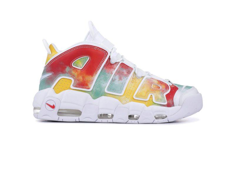giày nike air uptempo mix color 1 sf