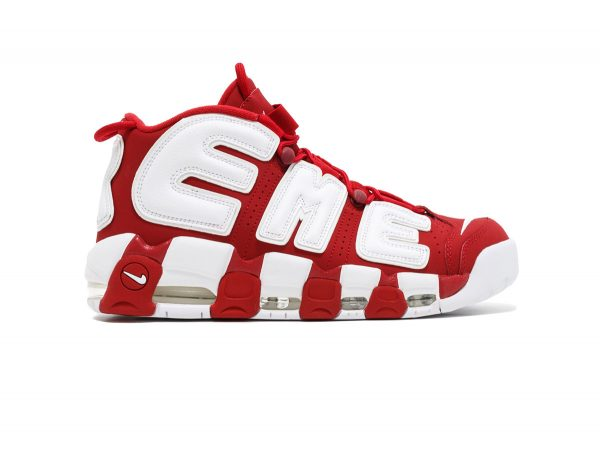 giày nike air uptempo supreme do trang sf