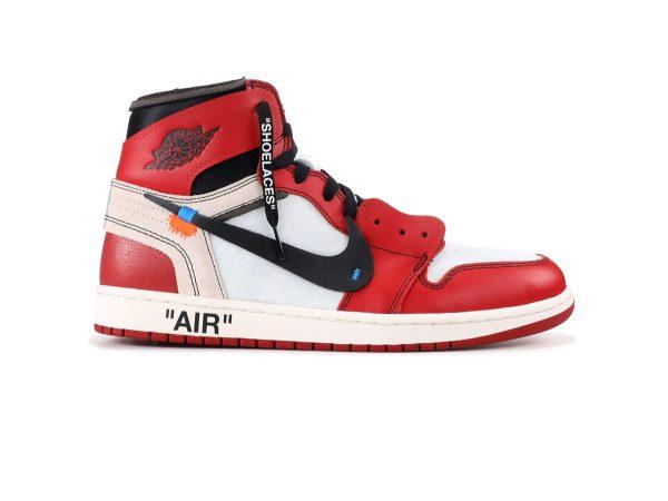 giày nike jordan 1 chicago off white rep