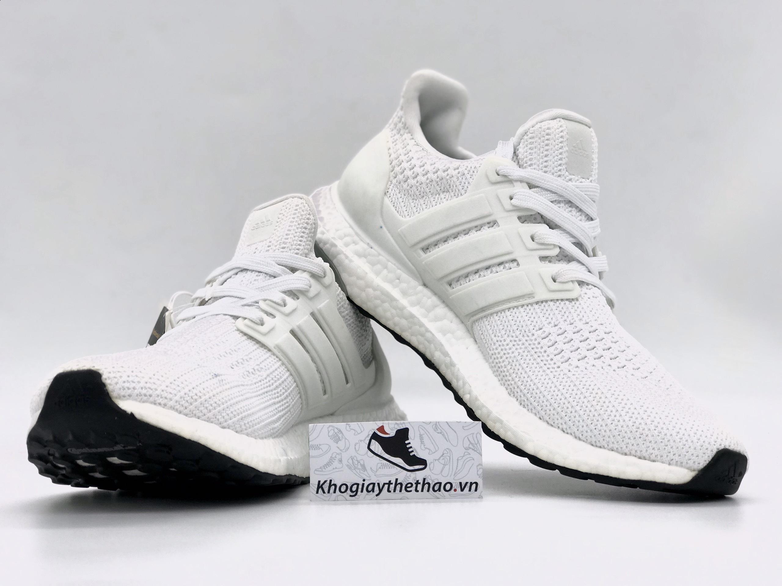 Giày Adidas Ultraboost 4.0 trắng
