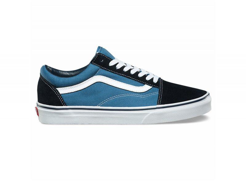 Giày Vans Old School xanh navy