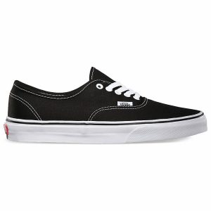 giày vans classic authentic den
