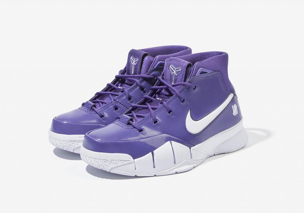 nike kobe 1 protro purple