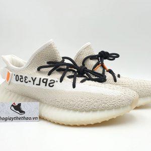 giày adidas yeezy 350 v2 off white sf