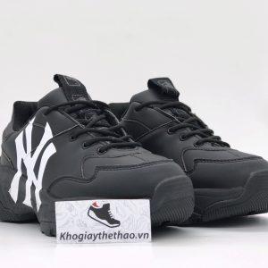 Giày MLB Chunky NY đen rep