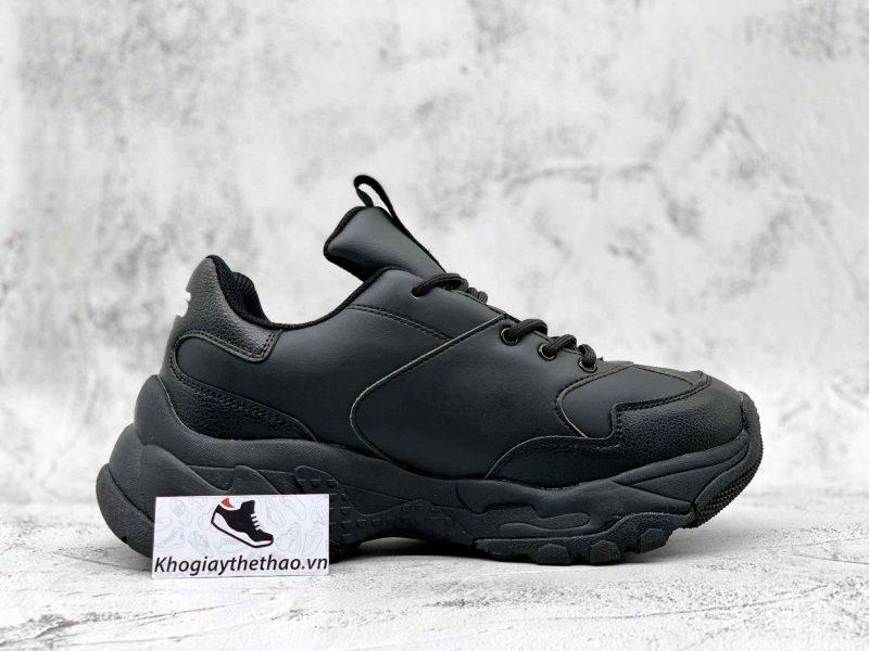 giày mlb ny black