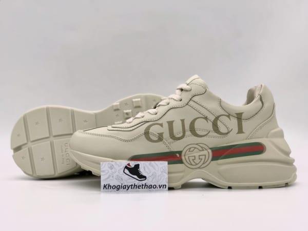 Gucci Chunky Rhyton chữ ngang
