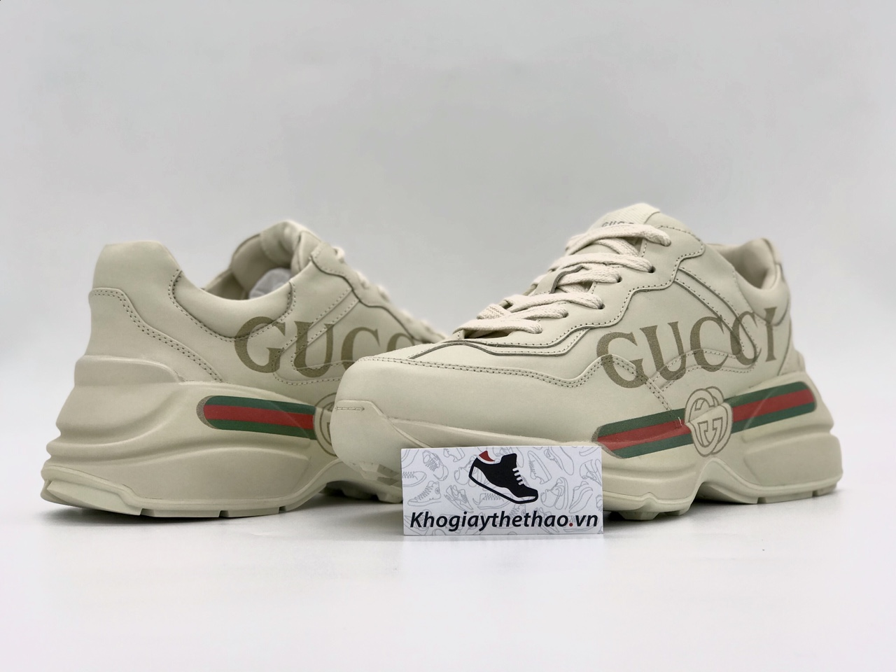 Giày Gucci Chunky Rhyton replica