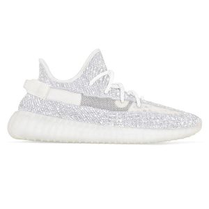 Giày Adidas Yeezy 350 V2 Static Reflective (full phản quang) Replica - khogiaythethaovn