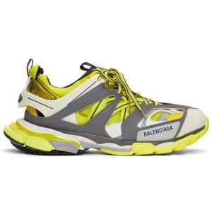 Giày Balenciaga Track 3.0 vàng Replica - khogiaythethaovn