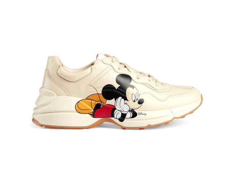 Giày Gucci Chunky Mickey Mouse Replica - khogiaythethaovn