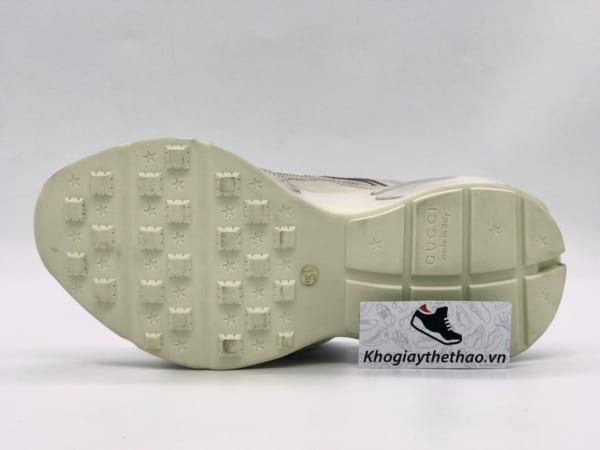 Giày Gucci Chunky họa tiết môi bản bẩn replica