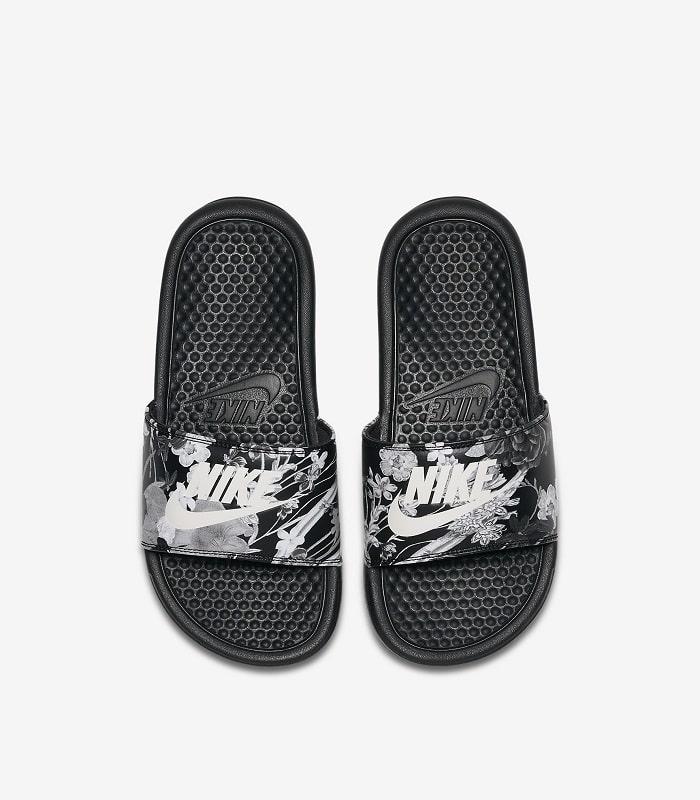 Dép Nike nữ họa tiết mới