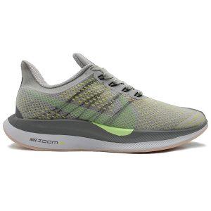 Giày Nike air Zoom Pegasus 35 xám vàng rep