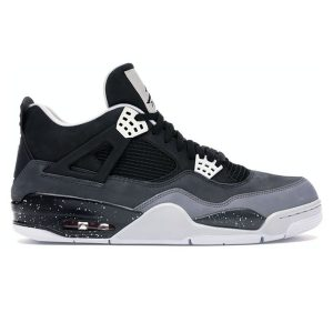 Giày Nike air Jordan 4 Retro Fear Pack rep