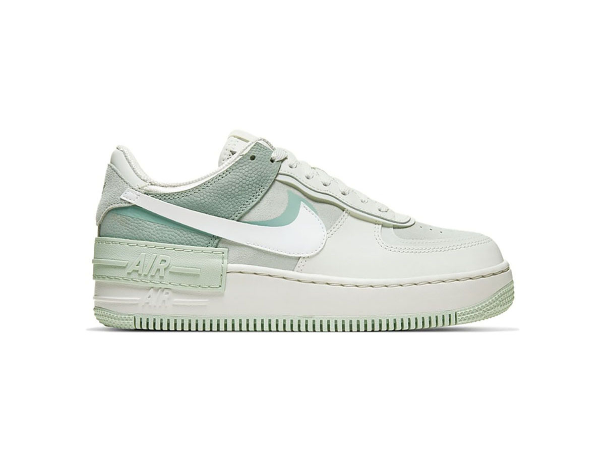 Giay Nike Air Force 1 Shadow Aura Green Rep Sf Khogiaythethao Vn The model, which is a women's exclusive, sets an example for. giay nike air force 1 shadow aura green